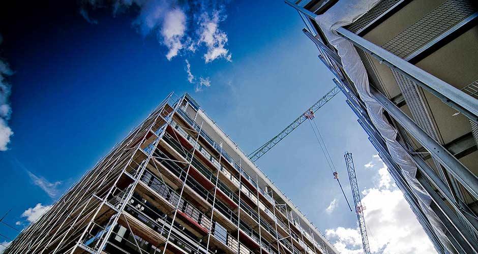 Fotograf für Baudokumentation in Köln